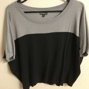 Express crop box top